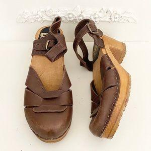 Sven Swedish Clogs Sandals